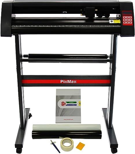 PixMax - Plotter de Corte de Vinilo 72cm, FlexiStarter11 y Kit ...