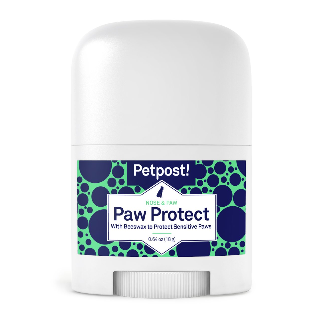 Petpost   Paw Protection for Dogs - Organic Sunflower Oil and Beeswax Balm for Hot Pavement - Wax Coats Dog Feet to Prevent Burns from Heat & Cold