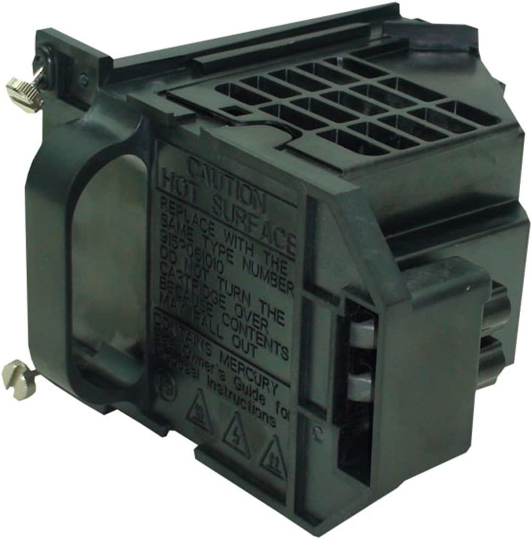 SpArc Bronze for Mitsubishi WD-73734 TV Lamp with Enclosure