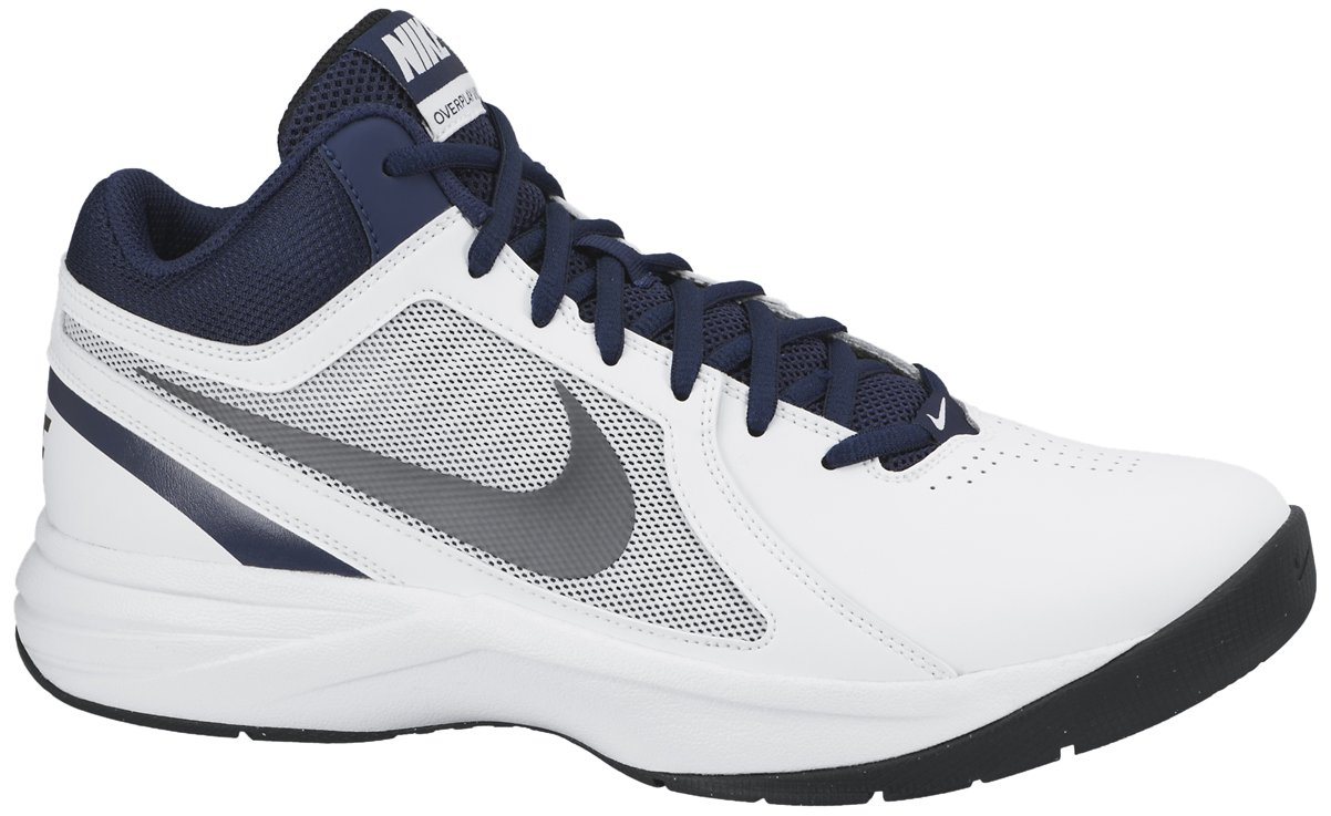 22726f509440 Galleon - Nike Men s The Overplay VIII Basketball Shoe (9.5 D(M) US ...