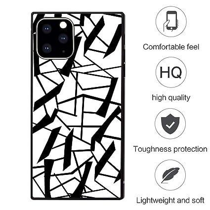 Amazon Com Square Corner Case Cover Fit Apple Iphone 11 Pro