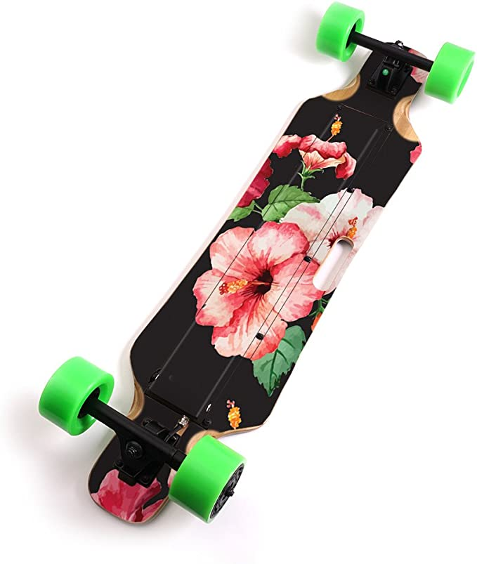 and Unique Vinyl Decal wrap Cover Made in The USA Remove and Change Styles Easy to Apply Dark Butterfly Protective Durable MightySkins Skin Compatible with Inboard M1 Electric Skateboard