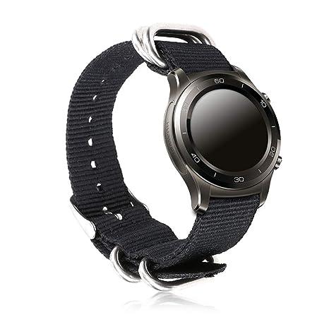 kwmobile Bracelet Huawei Watch/Nokia Steel HR (36mm): Amazon.fr: High-tech