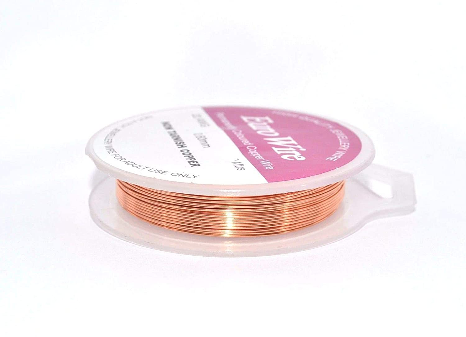 Silver Plated Copper Wire Non Tarnish /& Nickel Free Choose from 10 Diameters