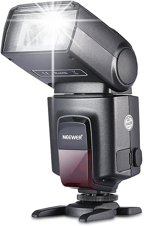 NeewerTT560-Blitz Speedlite, Flash para Canon Nikon Sony Olympus ...