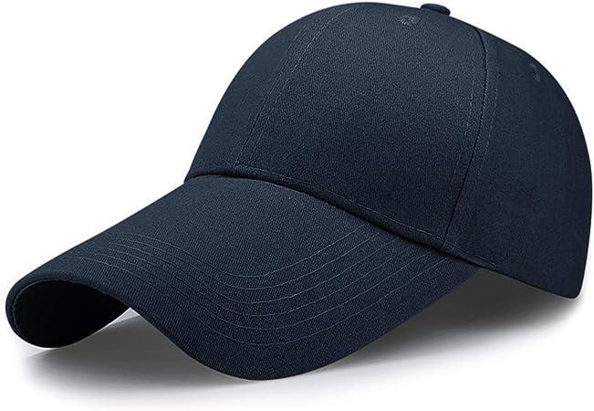 Gorra de béisbol con sombrero largo Gorra de béisbol para mujer ...