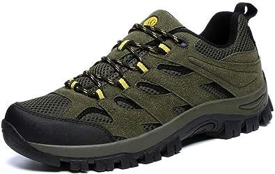 Zapatos de Senderismo para Hombres Zapatillas de Trail Running ...