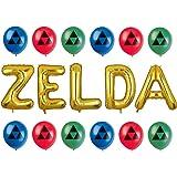 Amazon.com: La leyenda de Zelda pulseras niños cumpleaños ...