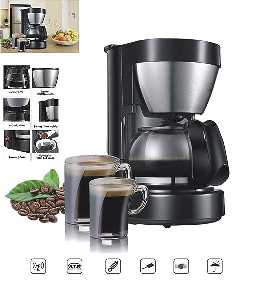 MAIZOU Máquina de café eléctrica para Hacer Goteo eléctrica de ...