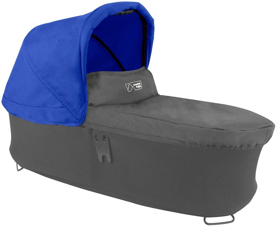 Mountain Buggy Duet Carrycot sunhood rojo Chilli
