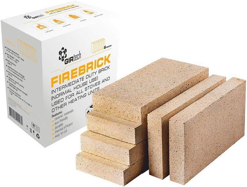 GIRTech Heavy Duty Fire Brick