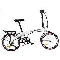 ecosmo 50,8cm klappbar City Fahrrad Fahrrad leichter Legierung, 12kg–20af09W