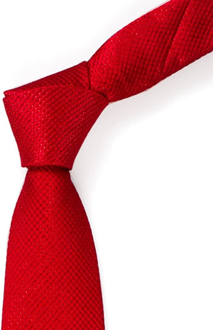 Corbatas Lazo Del Joker De Ocio Elegante Roja-rojo: Amazon.es ...