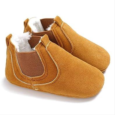 Noël Enfant en Bas âge Enfant Fille Chaussures Bottes d