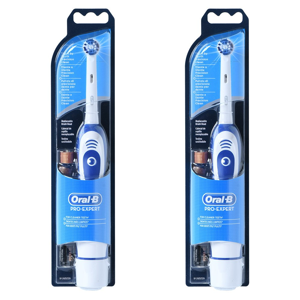 Braun DB4010 Oral-B Pro-Expert Electric Micropulse Toothbrush 2 Pack