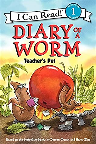 book cover of Diary of a Worm