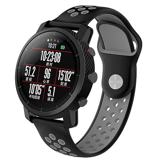 BZLine para Xiaomi huami amazfit Smart Watch Stratos 2 ...