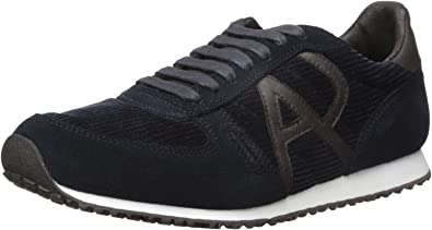 Courderoy Trainer Fashion Sneaker