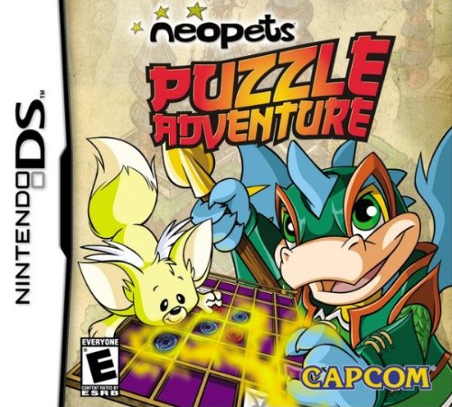 Neopets Puzzle Adventure (NDS) [UK IMPORT]