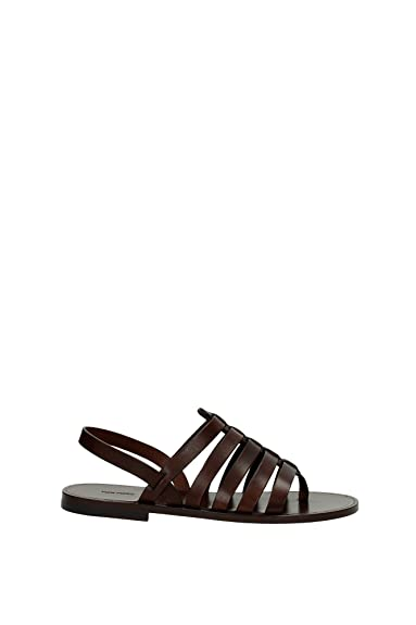 Tom Ford Men s Thong Sandals Brown Brown  Amazon.co.uk  Shoes   Bags