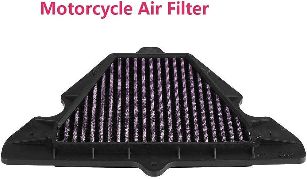 HaiQianXin Motorrad Luftfilter Ansaugfilter f/ür KAWASAKI Z1000 2011-2016 VERSYS 1000 2012-2016 Luftfilter Filterelement