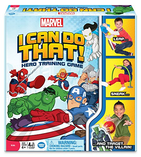 Marvel I Can Do That! Game for $<!---->