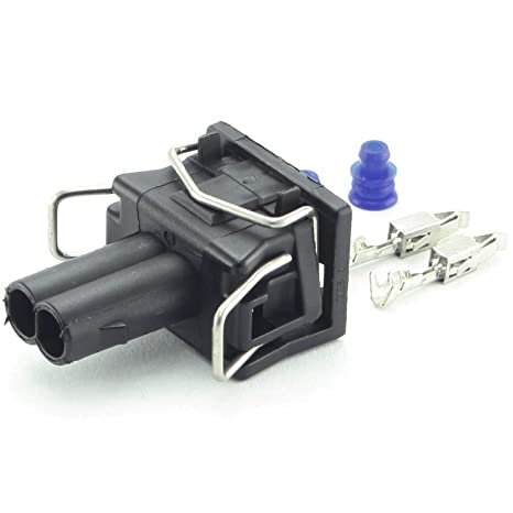 KFZ Stecker EV1 für Einspritzdüse Einspritzventil entspricht Bosch 1287013003