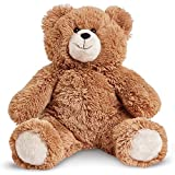 valentines bear for baby - Vermont Teddy Bear - Fuzzy Soft & Cuddly Bear, 18 inches, Brown