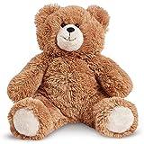 fuzzy bear - Vermont Teddy Bear - Fuzzy Soft & Cuddly Bear, 18 Inches, Brown