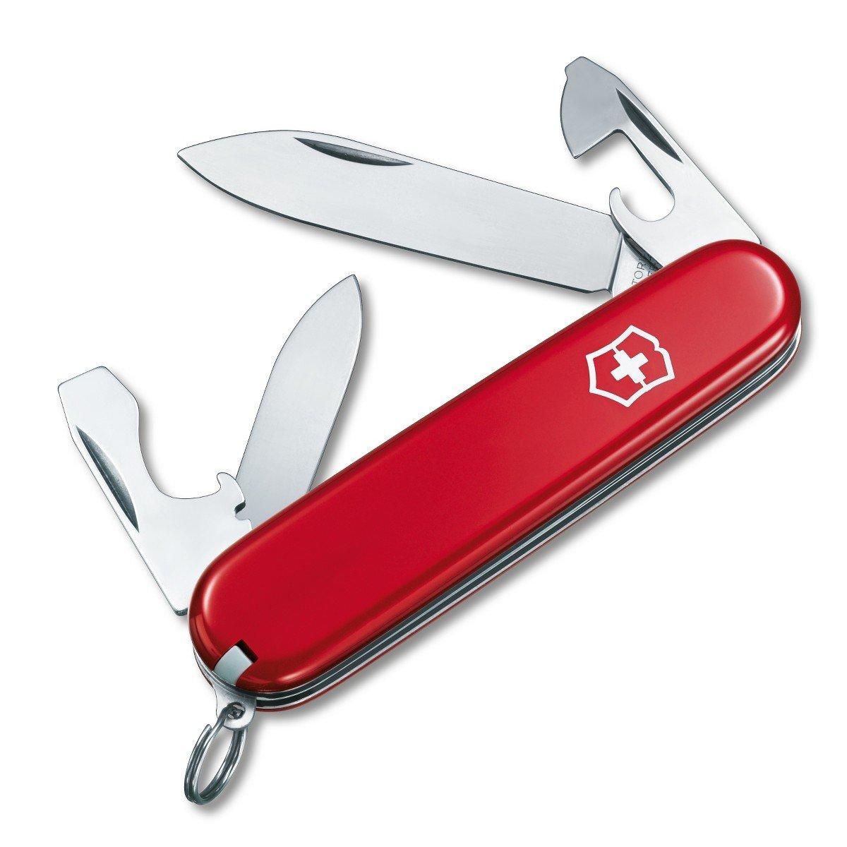Amazon.com: Victorinox Recruit Swiss Army Knife: Victorinox ...