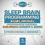 SBP-S. Sleep Brain Programming - Subliminal: Programmazione Subconscia Subliminale durante il sonno per attrarre ricchezza e abbondanza | Eric Edwards