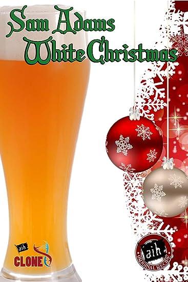 adventures in homebrewing clone recipe sam adams white christmas clone recipe kit - White Christmas Sam Adams
