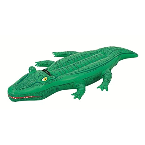 Sizzlin Cool Animal Rider - Crocodile