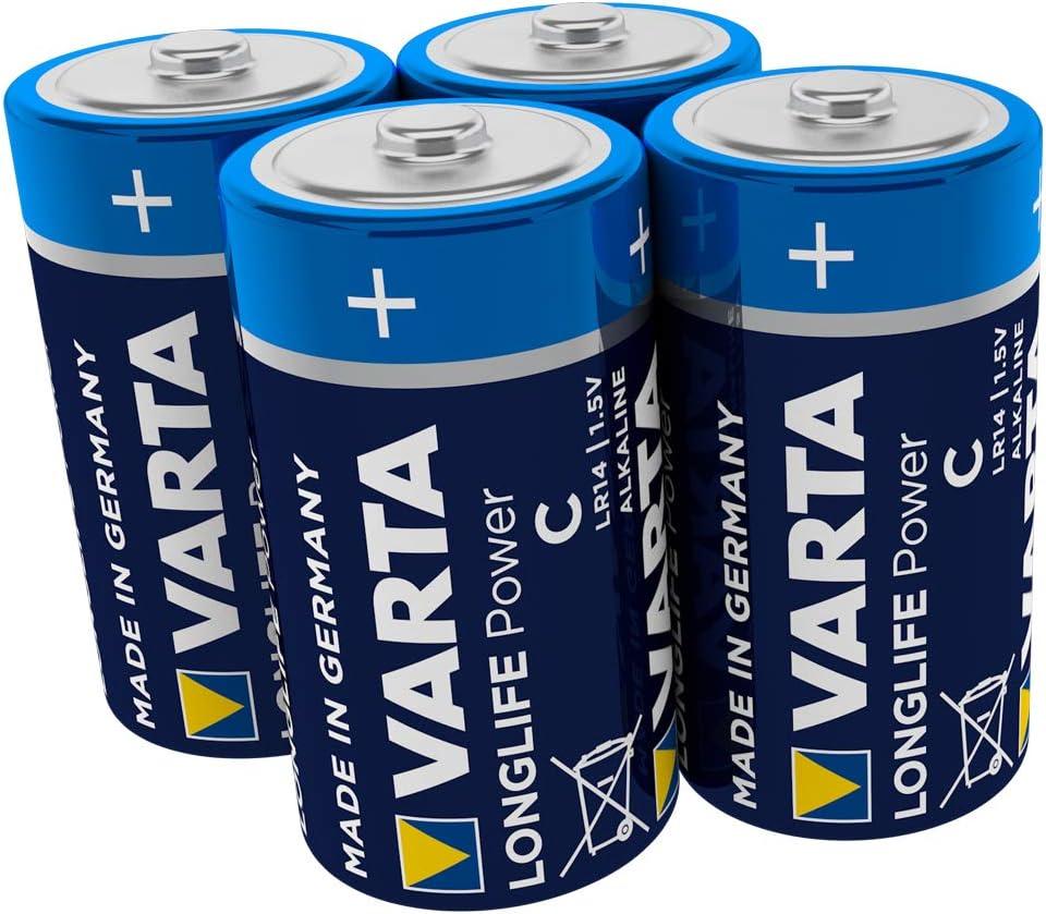 Varta 11500406 Battery Energy Lr6 Aa Drogerie Körperpflege