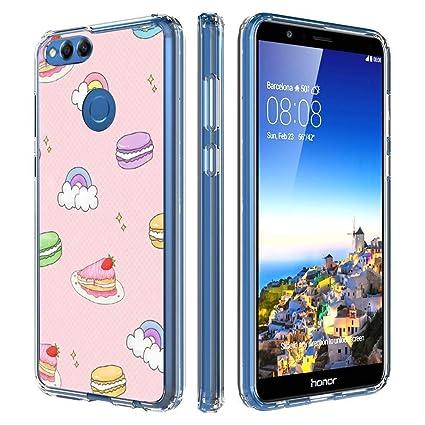 Amazon.com: Huawei Honor 7X - Carcasa para Huawei Honor 7X ...