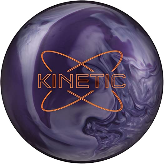 Track Bowling Kinetic Ball, Amethyst, Size 15