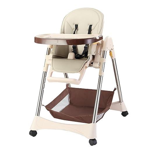 Tronas Silla de Comedor para bebé Mesa de Comedor para Niños y ...
