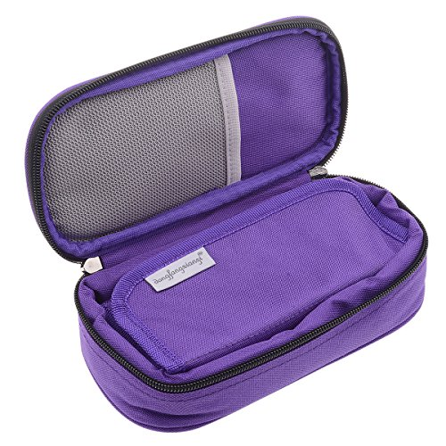 Parateck Oxford Fabric Medical Travel Cooler Bag Insulin
