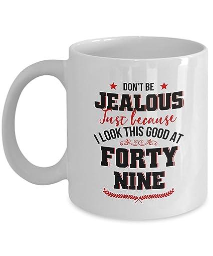 Amazon Old Age Mug