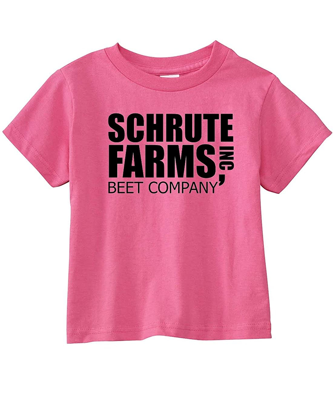 NorthStarTees The Office Toddler Schrute Farms T-Shirt