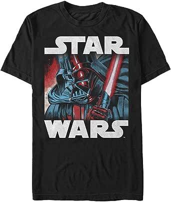 STAR WARS Men's Let's Go Graphic T-Shirt