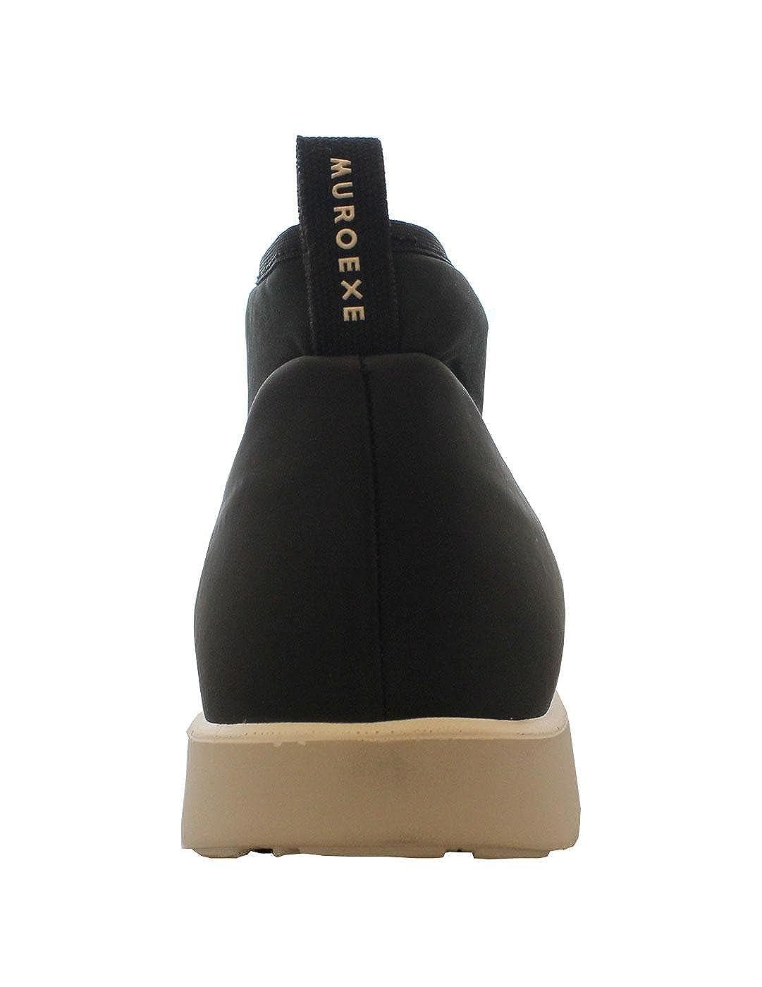 Muroexe Muro exe Zapatos Volcano PB Negro: Amazon.es: Zapatos y complementos