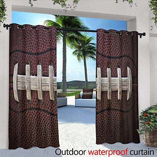 - Outdoor Balcony Privacy Curtain,Horizontal seamless sea border Colorful tropical fish It can be used for wallpaper, fills pattern, web page background, surface textures, decoration for bags and clothe
