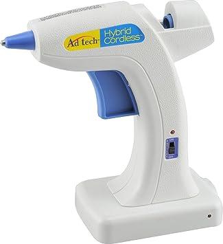 Glue Gun 40 watt 2-Temp High /& Low Full Size Adhesive Technologies 0453