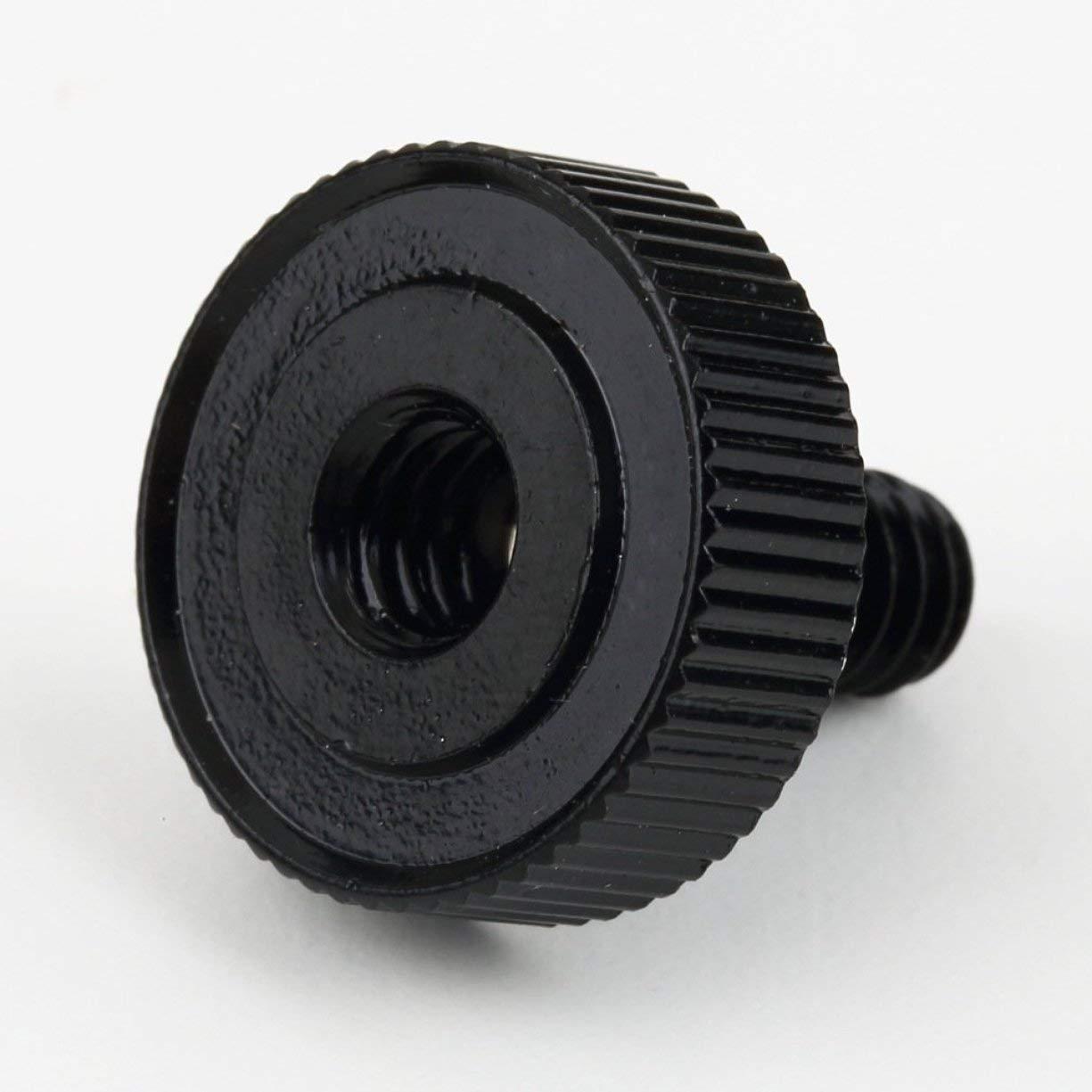 1/4 Tornillo para cámara/trípode / Soporte de Flash, Corto 1/4 Tornillo Adaptador de trípode para Zapata para cámara/trípode / Soporte de Flash Sujetadores ...