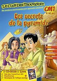 Le Club des Trouvetout: Les Secrets de la Pyramide 9-10 Ans + Planétarium + Afrique Sauvage (vf)