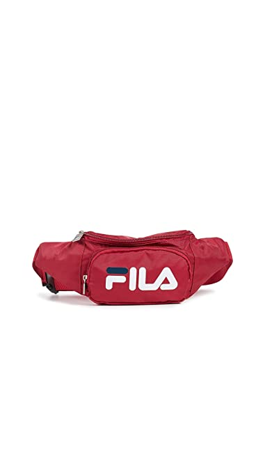 cf968b73c973 Amazon.com: Fila Women's Fanny Pack, Chinese Red, One Size: Shoes