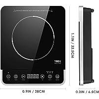 TIBEK Induction Cooktop 1800 Watt Portable Induction Burner