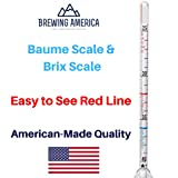 Maple Syrup Hydrometer Density Meter for Sugar