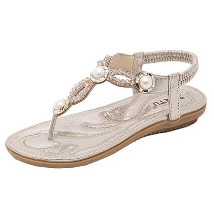 bfc1297bf Amazon.com  Women s Flat Sandals
